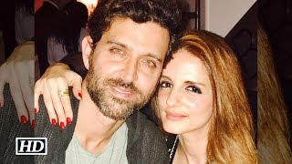 Ex-wife Sussanne Khan is new BFF of Hrithik Roshan