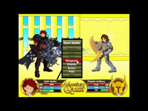 Strongest Armor in Adventure Quest: Predatory Vampire Form