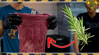 Using House Plants to Dye Your Clothes (Debunking Viral Videos)