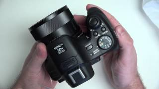 unboxing and full review of Sony HX400V camera