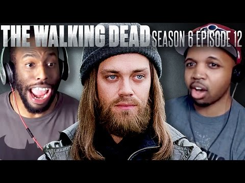"The Walking Dead: ""No Tomorrow Yet"" Fan Reaction Compilation"