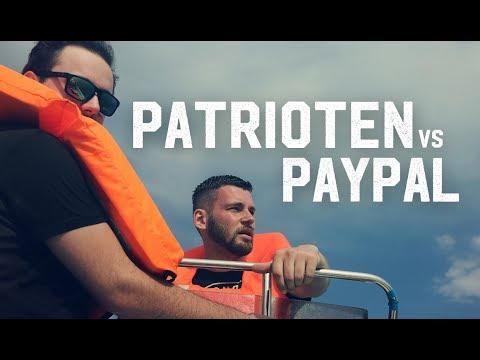 Paypal sperrt uns - aber DEFEND EUROPE geht weiter!