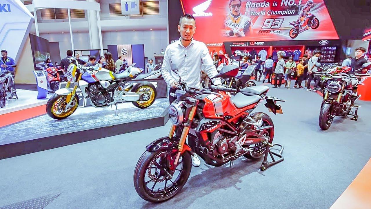 Khám phá chi tiết Honda CB150R và CB300R 2019 giá 105 triệu vừa ra mắt Việt Nam | XEHAY