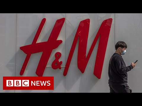 Nike and H&M face China fury over Xinjiang cotton 'concerns' - BBC News