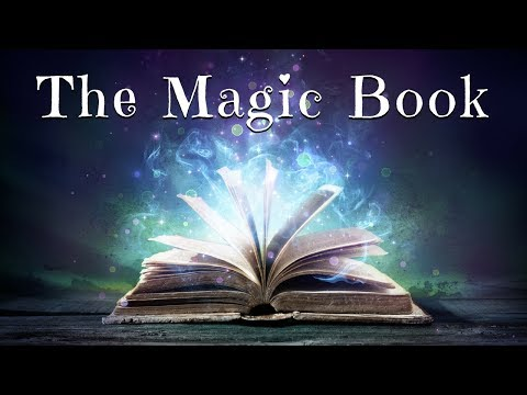 Guided Meditation for Children | THE MAGIC BOOK | Kids Meditation Story