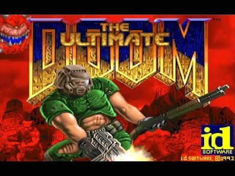GDPC: How to install + run Doom 1 - The Ultimate on Windows XP + Vista + 7 + 8 with DOSBox