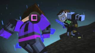Minecraft Story Mode - Aiden