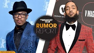 Nick Cannon Vows To Finish Nipsey Hussle\'s Work: \'They Can\'t Kill Us All\'