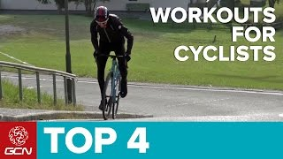 4 Fitness Building Training Sessions For Cyclists