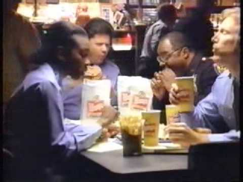 1996 Wendy's Christmas Commercial - YouTube