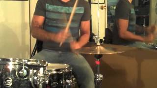 Super Easy High Hat Tricks - Drum Lesson