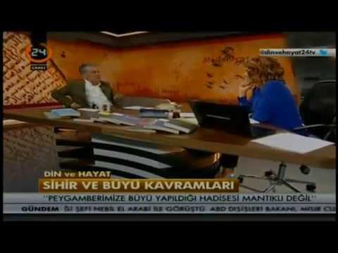 Kuranda Sihir ve Büyü üzerine değerlendirme. (Prof. Dr. Mustafa ÖZTÜRK)