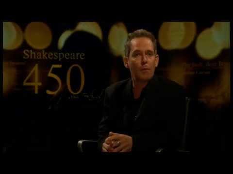 Tom Hollander reads Richard III  - Newsnight