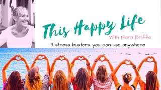 3 quick stress buster activities you can do anywhere