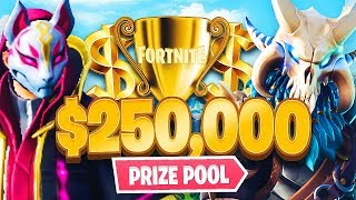 OFFICIAL Fortnite SEASON 5 $250,000 Tournament! (Fortnite Summer Skirmish Tournament)