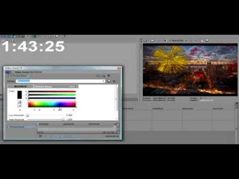 Sony Vegas - Two Minute Tutorials: Video Overlays