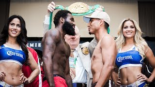 Broner vs. Garcia: Weigh-In   July 29 on SHOWTIME