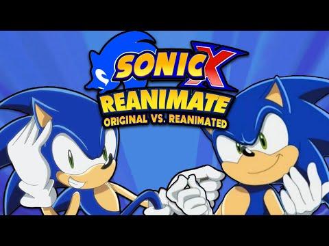 Sonic X ReAnimate