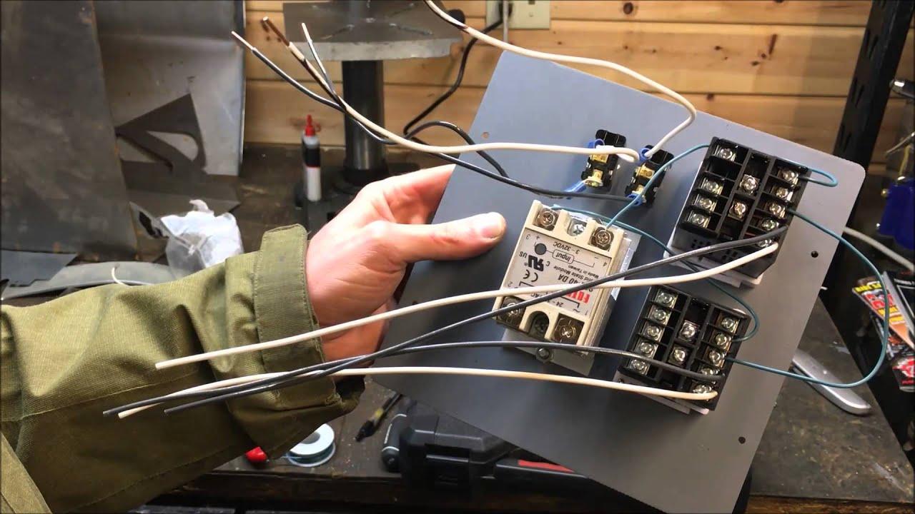 DIY Powder Coating Oven Build: Part 9  YouTube