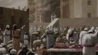 Jerusalem First Temple - Destruction by Nebuchadnezzar II - Babylon