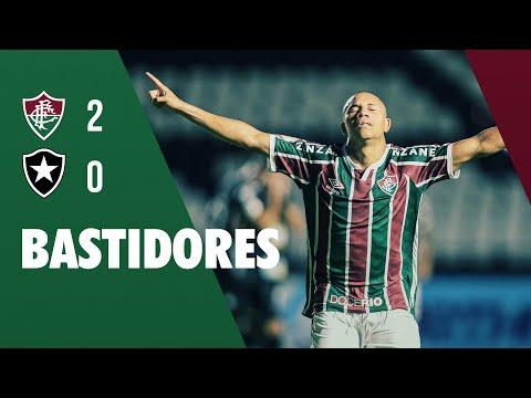 FluTV - Bastidores - Fluminense 2 x 0 Botafogo - Campeonato Brasileiro