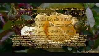 Doa Harian - Doa Permudah Segala Urusan & Hajat