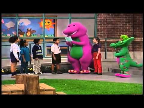 Barney: It's Time For Counting Edited (Part 2)