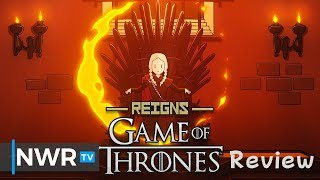 Reigns: Game of Thrones (Switch) Review (Video Game Video Review)