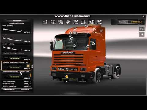 Scania 143M V2.4.7 +LINK-ETS2