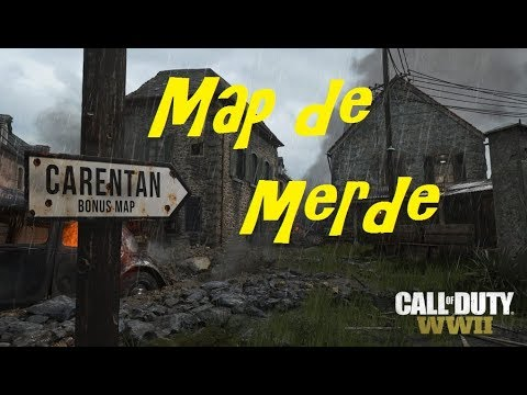L I  encore c'te fuckxng map Call OF Duty WWII