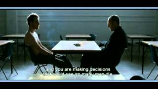 bobby sands vs priest dialogue from the movie hunger eng sub