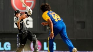 Dilshan trumps McCullum century for win: 2nd ODI (