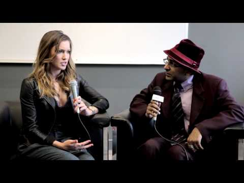 Murtz Jaffer Interviews Arrow's Katie Cassidy