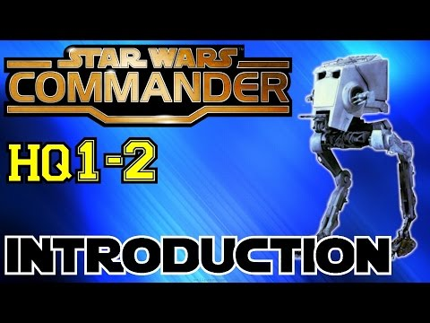 Star Wars Commander HQ1-2▐ INTRODUCING THE NEW CLASH OF CLANS! :)