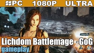 Lichdom Battlemage GoG gameplay HD [PC - 1080p] - First Person Action RPG