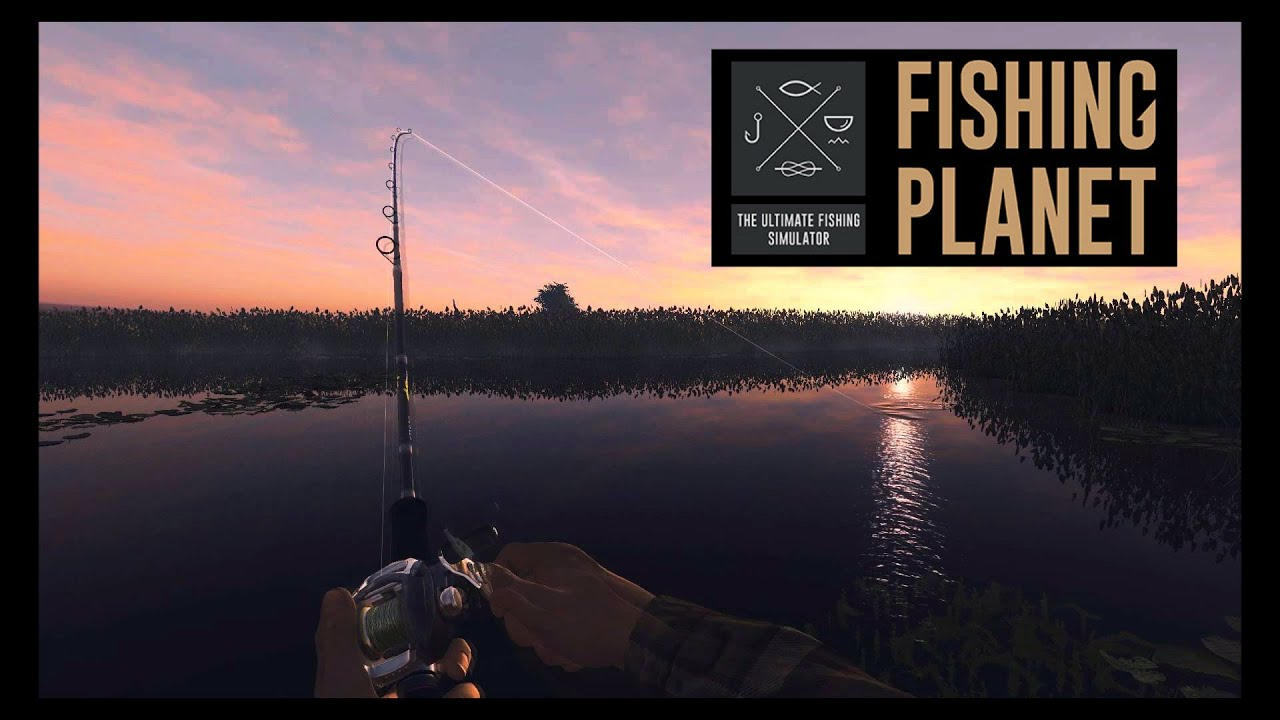 Fishing planet game lac alberta canada youtube for Fishing planet game
