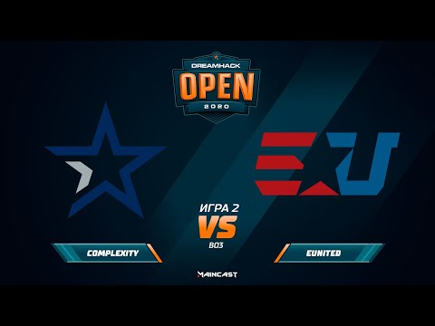 eUnited vs Complexity Gaming vod