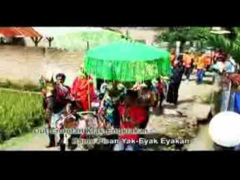 Kuda Renggong - Kustian Ngalalana - Pop Sunda Anak-Anak Indonesia - SDN 3 Megawon.flv