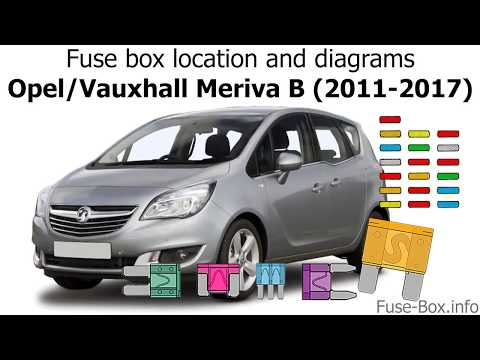Fuse box location and diagrams: Opel / Vauxhall Meriva B ... Vauxhall Zafira Fuse Box Diagram on 2011 volkswagen jetta fuse diagram, 2003 jetta fuse diagram, 2010 ford ranger fuse diagram, 2004 vw jetta fuse diagram, 2005 jetta fuse diagram, 2010 ford fusion fuse diagram, 2010 glove box diagram,
