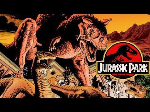 The Secret Of Tim Murphy's Jurassic Park Is Revealed - Jurassic Park: Redemption Comics - Part 3