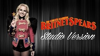 Britney Spears - Breathe on Me/Touch of My Hand (Medley Studio Version) + Descarga