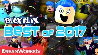 Top 10 Roblox Games of 2017 & Buster Graduates! ft Gamer Chad Alan | BLOXFLIX
