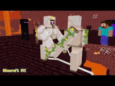 Minecraft Animation  Love - Sad  Story - Best Minecraft Animations