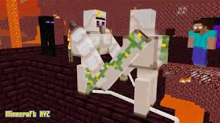 Minecraft Animation  Love - Sad  Story - Best Minecraft Animations