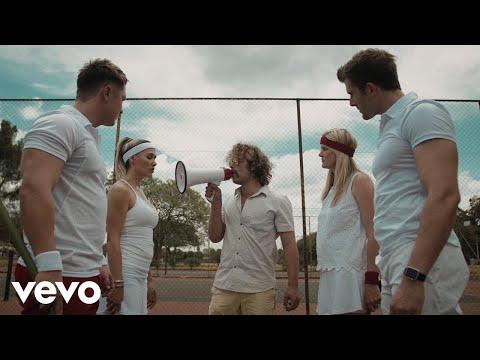 Dirk van der Westhuizen - Die Tennis Tune ft. Sorina Flooze