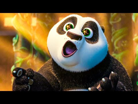 KUNG FU PANDA 3 All Best Movie Clips (2016)