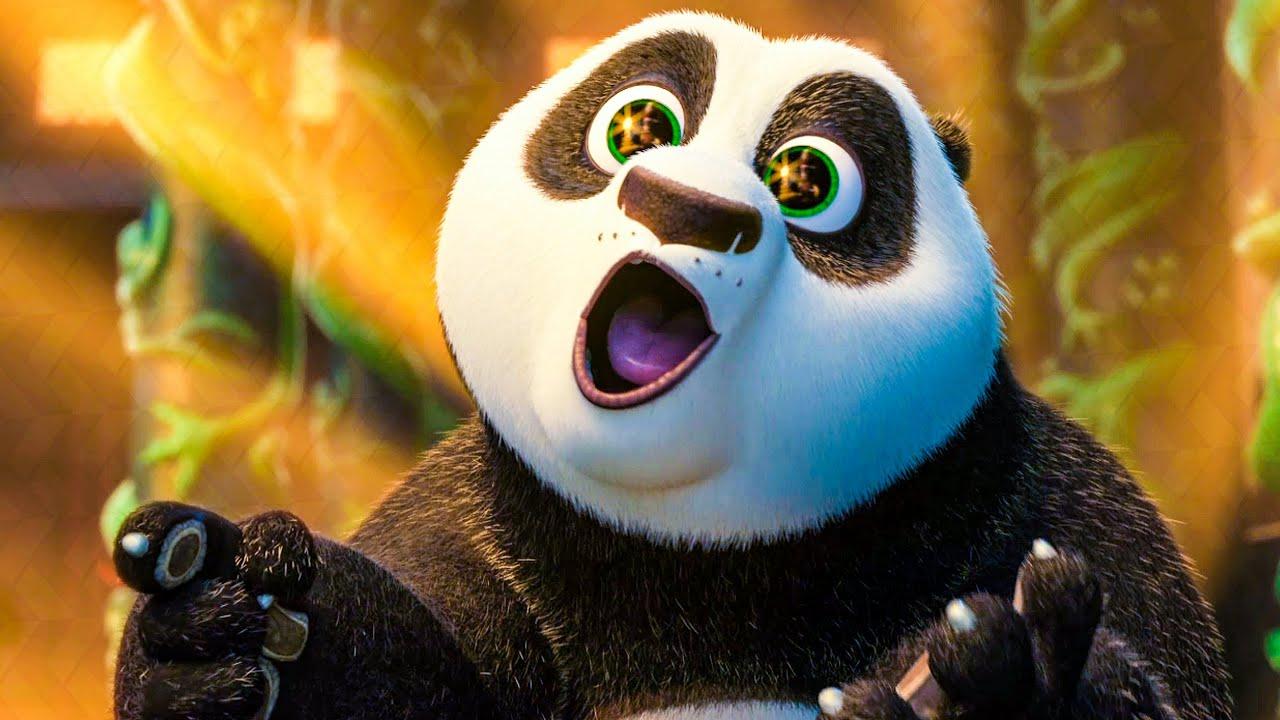 Kung Fu Panda 3 All Movie Clips 2016 Youtube