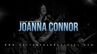 Joanna Connor on Guitar Talk with Jimmy Warren
