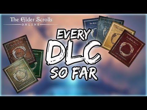 Elder Scrolls Online All Expansions
