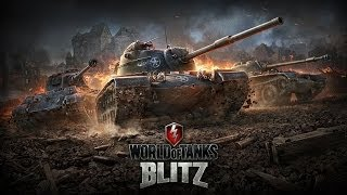World of Tanks Blitz - Gameplay - iOS Universal - HD